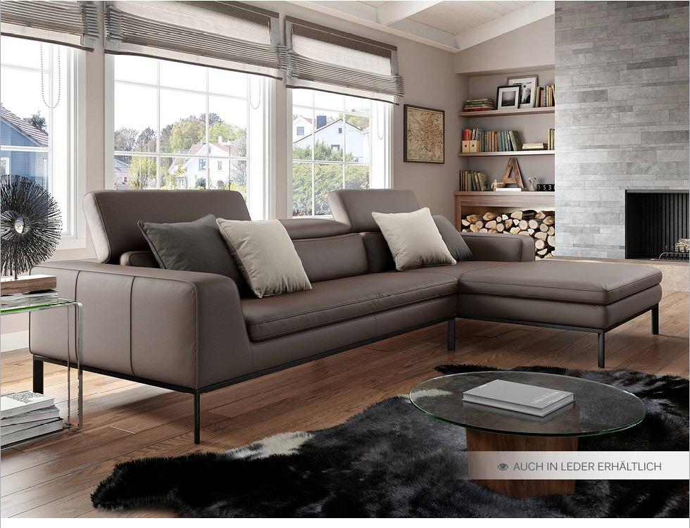 stoff ecksofa eckcouch polsterecke sofagarnitur couchgarnitur xxl sofa big couch ebay. Black Bedroom Furniture Sets. Home Design Ideas
