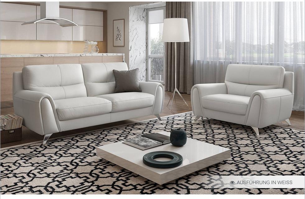 ledercouch 2 sitzer ledersofa couchgarnitur sofagarnitur zweisitzer sofa couch ebay. Black Bedroom Furniture Sets. Home Design Ideas