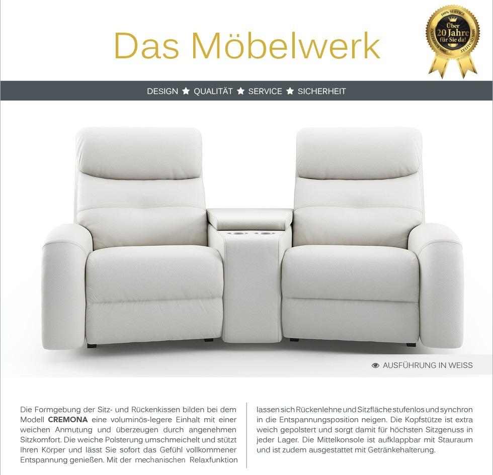 Modulare Design Sofa Gepolstert