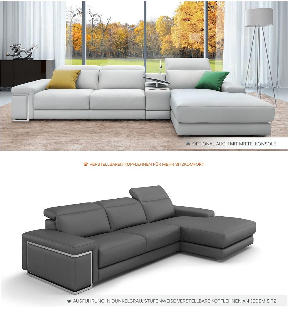designer leder sofa garnitur eckcouch xxl big ecksofa wohnlandschaft polsterecke ebay. Black Bedroom Furniture Sets. Home Design Ideas