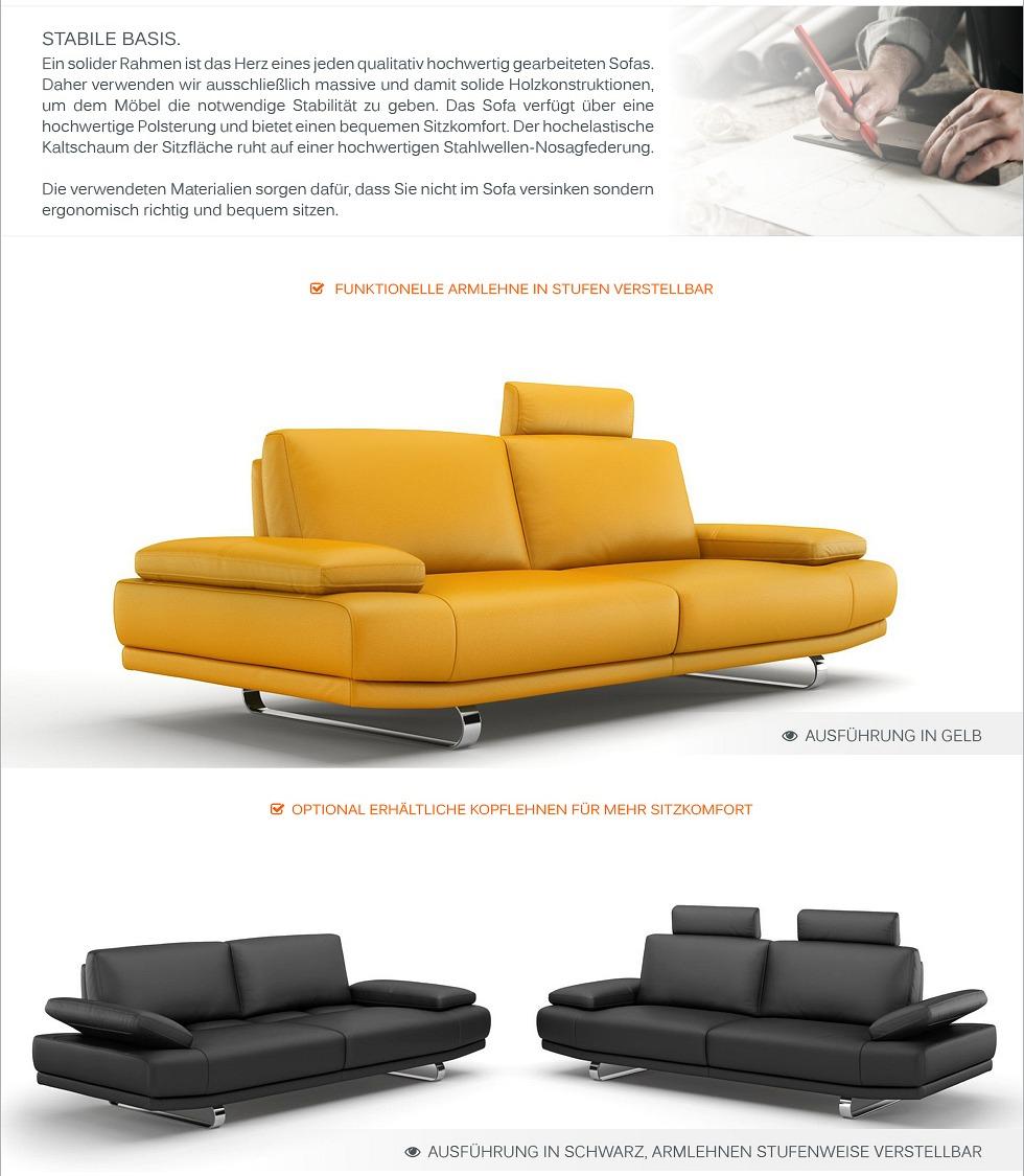 kleine sofas kleine raume 2 sitzer ? modernise.info - Mobel Fur Kleine Wohnzimmer